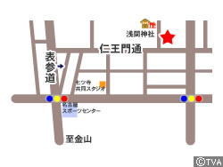 大須マップ