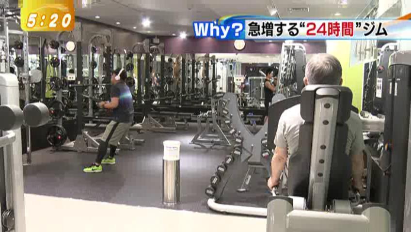 ジム トレーニング